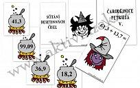 Čarodějnice Petruša V. - pro 16 žáků