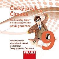 Čítanka 9 pro ZŠ a VG /nová generace/ CD /1ks/