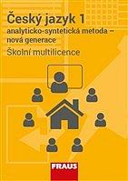 Český jazyk 1 – analyticko-syntetická metoda pro vázané písmo – NG  - Flexibooks - na 1 školní rok