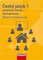 Český jazyk 1 – genetická metoda – nová generace Flexibooks multilicence