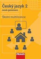 Český jazyk 2 – nová generace Flexibooks multilicence