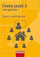 Český jazyk 3 – nová generace Flexibooks multilicence