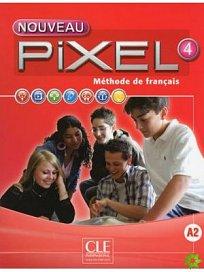 Nouveau Pixel 4 A2 livre de l'éleve + DVD